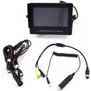 "7"" Weatherproof Monitor Package"
