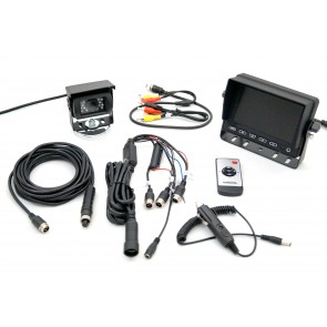 "5"" Heavy Duty Monitor & Camera System"