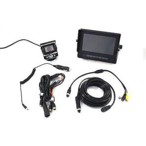 "7"" Monitor & Weatherproof Camera System"