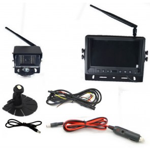 "7"" Monitor & Wireless Camera System"