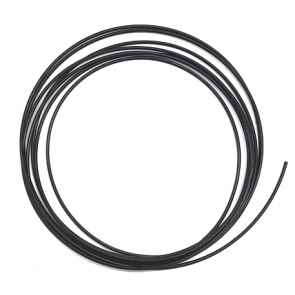 """1/4"""" O.D. Black Poly Tubing"""