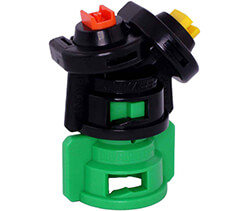 Air Injection Sprayer Nozzles