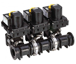 Electric Manifold Valves