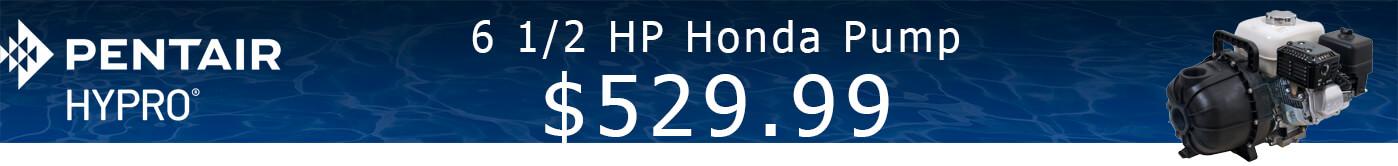 Hypro Honda Pump
