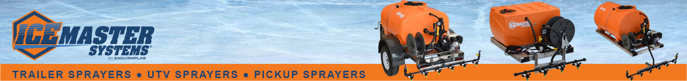 Enduraplas Ice Master Sprayers