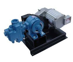 Irrigation Injection Pumps