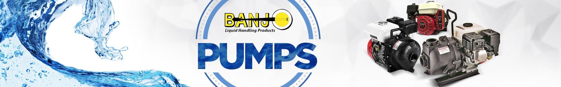 banjo pumps